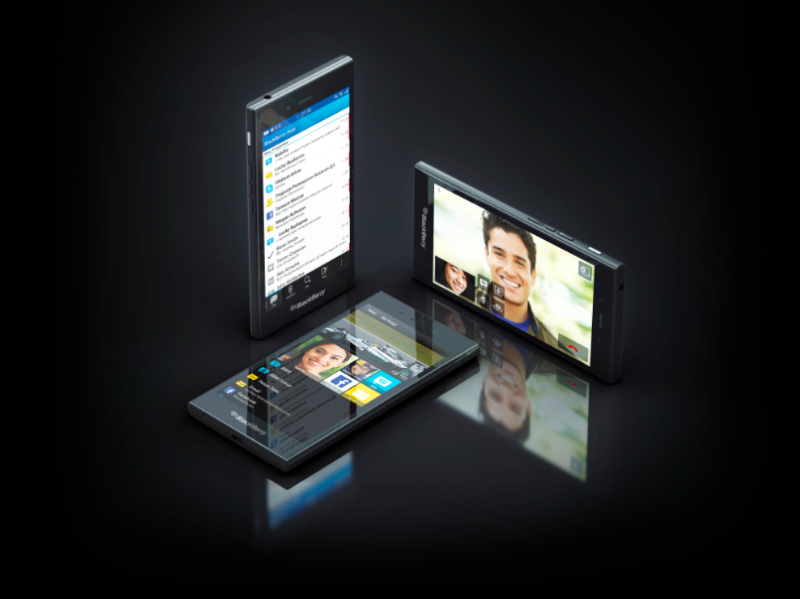 New BlackBerry Z3