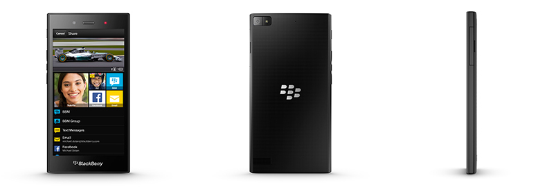 New BlackBerry Z3 Pre-order Opens in Indonesia
