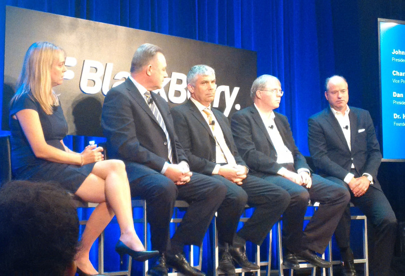 Secusmart, BlackBerry Executives, Security Summit, BBSecurity