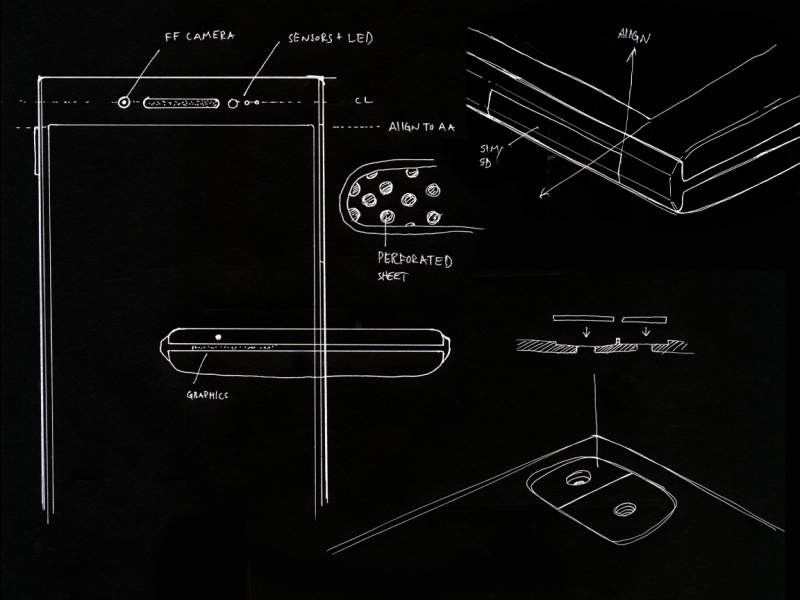 BlackBerry Z3, Industrial Design, Sketch, Design, Preview, Building the BlackBerry Z3, Created by BlackBerry