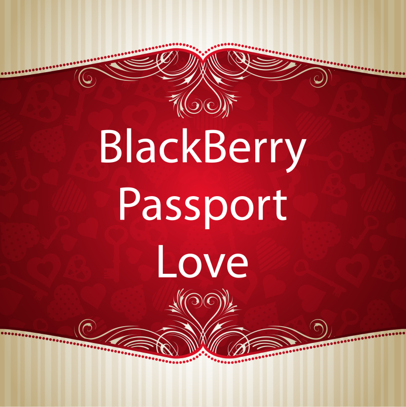BB Passport Love