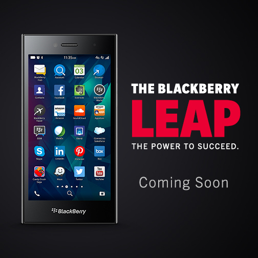 Leap coming soon