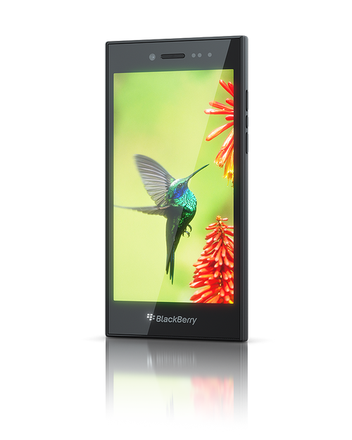BlackBerry Leap hummingbird pic