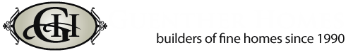 guenther homes logo