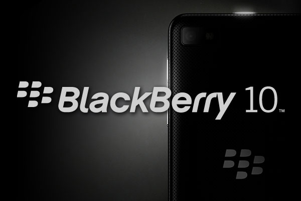 bb10 phone and logo